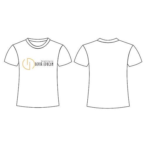 Camiseta do Instituto Devir Educom