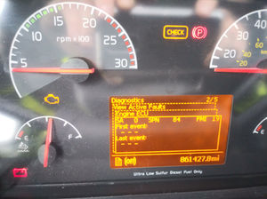 VSS (vehicle speed sensor) Volvo 2010 D13