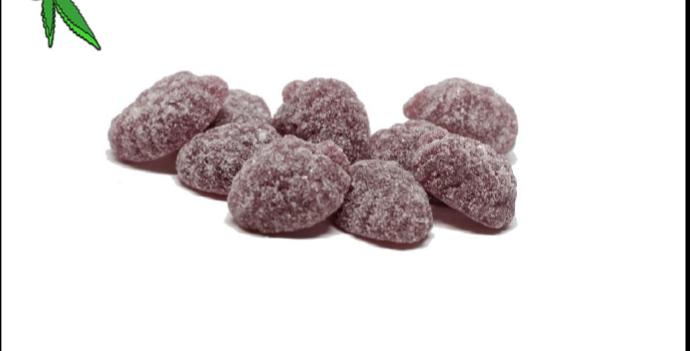 200mg Kush's Sour Grapes (4x50mg)