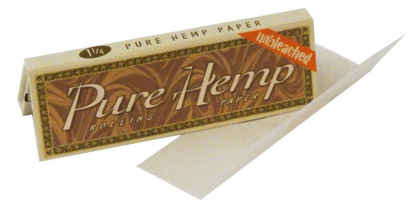 Pure Hemp Rolling Paper (Unbleached)