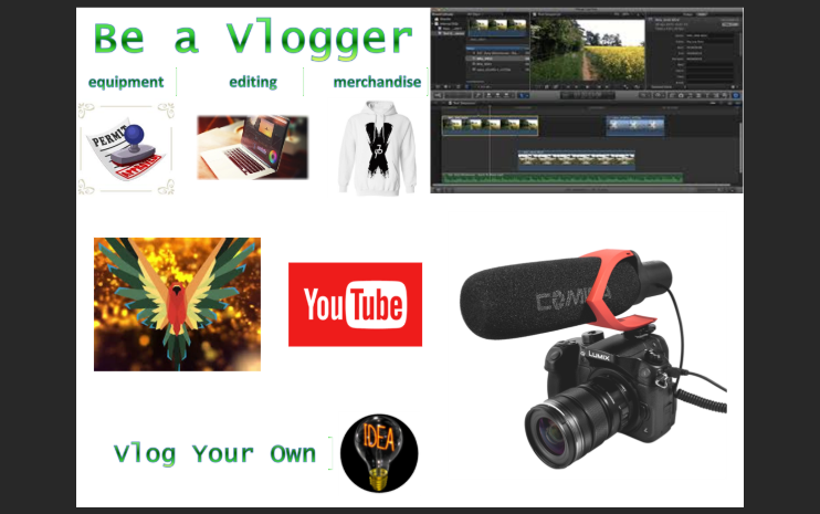 Be a Vlogger
