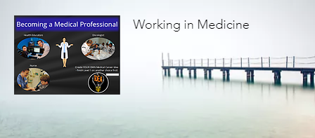 Working in the Medical Field