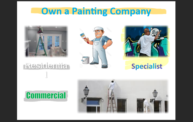 Own a Painting Company