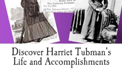Discover Harriet Tubman (with ELA & math questions)