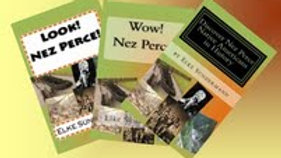 Discover Nez Perce Tribes (with ELA questions)