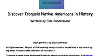 Discover Iroquois Native American History