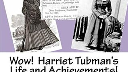 Wow - Harriet Tubman's Life & Achievements (with ELA & math questions)