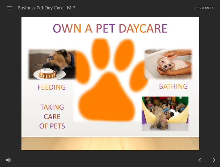 Own a Pet Daycare