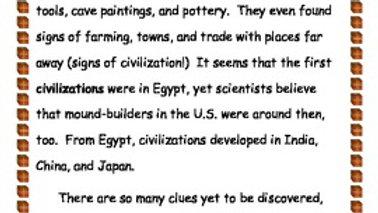 Real World Jobs - Stone Masons & Ancient China