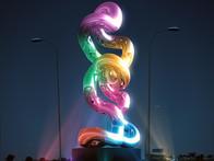 Statue of Infinity