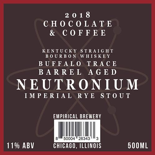 Chocolate & Coffee Neutronium - Barrel Aged Imperial Rye Stout