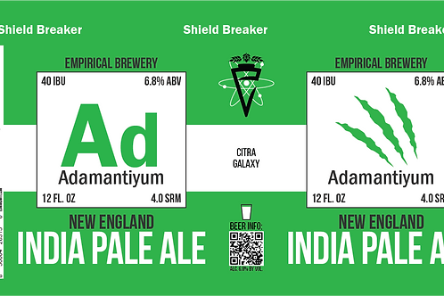 Adamanti-yum - New England IPA