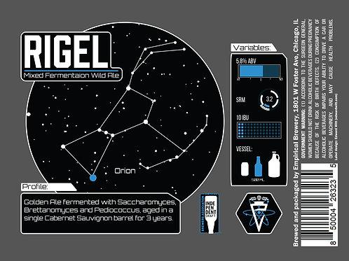 Rigel - Mixed Fermentation Wild Ale