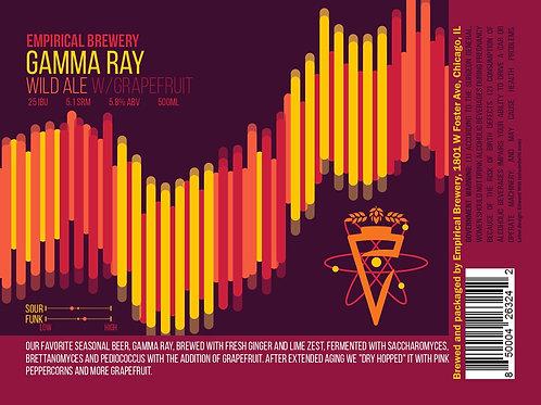 Wild Gamma Ray