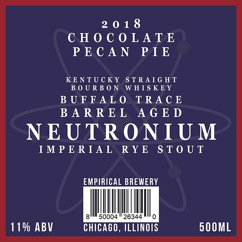 Chocolate Pecan Pie Neutronium - Barrel Aged Imperial Rye Stout