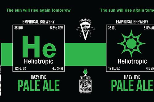 Heliotropic - Hazy Rye Pale Ale