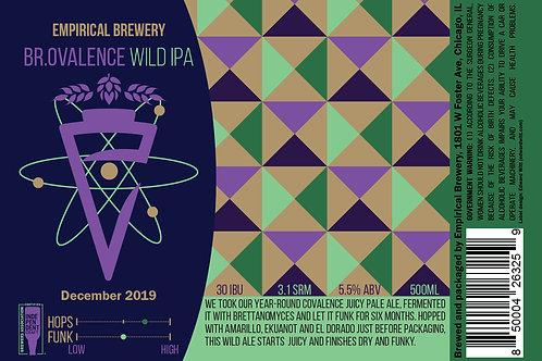BR.OVALENCE - Wild Juicy Pale Ale