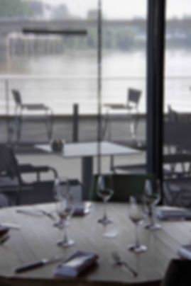 Restaurant pour un repas d'affaires à Nantes, restaurant brunch Nantes, restaurant famille Nantes