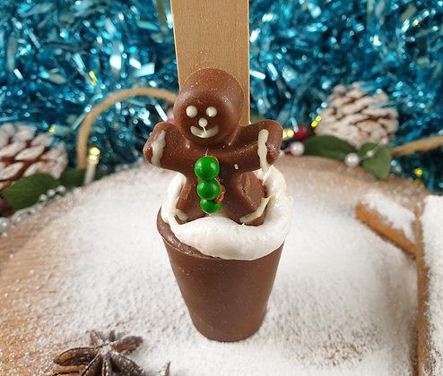 Milk Hot Chocolate Stirrer