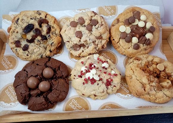 6 Cookies