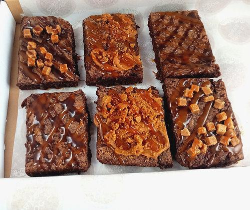 6 Brownies