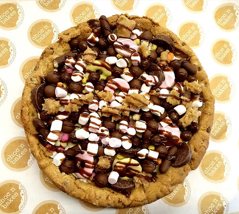 """Cookie Pizza 10"""""""