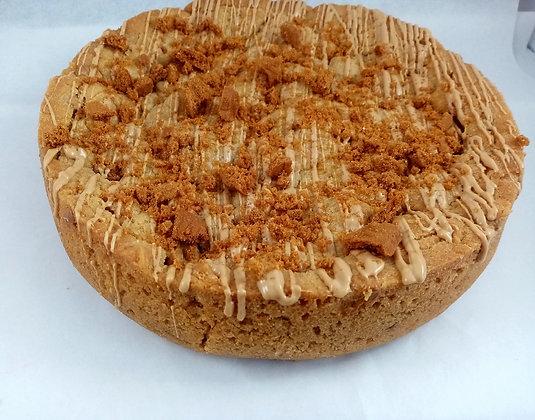 Biscoff Cookie Pie