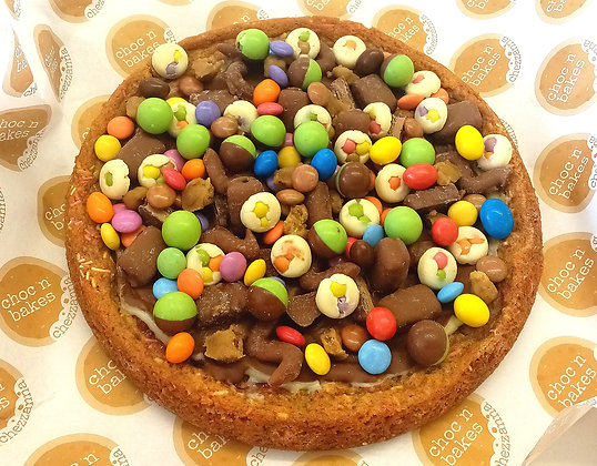 "Cookie Pizza 8""!"