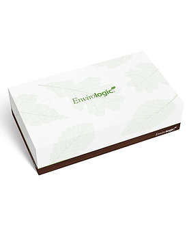 FACIAL TISSUE WHITE 2P ENVIROLOGIC 100/BOX