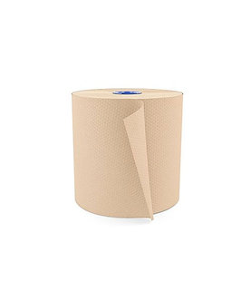 "HAND TOWEL NATURAL 7.5"" X 775' PERFORM (GREEN BUSHING) - CS 6 RL"