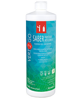 VERT-2-GO SABER- READY TO USE DISINFECTANT 1 L