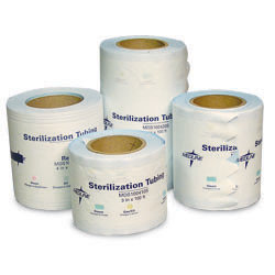 "STERILIZATION HEAT SEAL ROLL 8"" X 100' EACH"