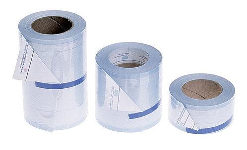 "VIEW PACK HEAT SEAL STERILIZATION ROLL 2""X100' ROLL/100 FOOT"