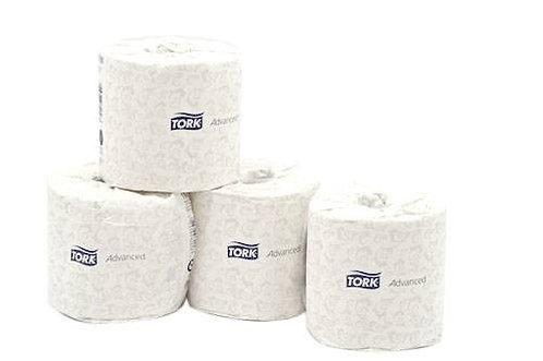 TOILET TISSUE 2PLY 500 SHEET ROLL CASE/48 ROLL