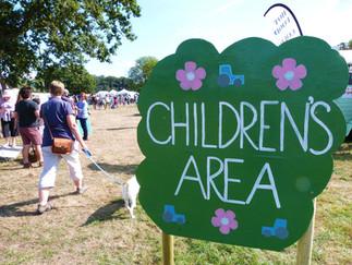 Oak Fair Childrens Area