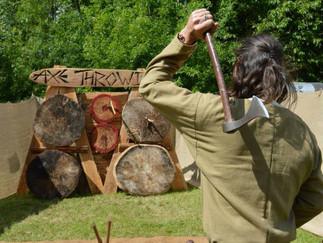 Axe throwing Avalon Axes