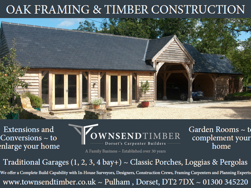 Thanks to our Sponsor Townsend Timber!