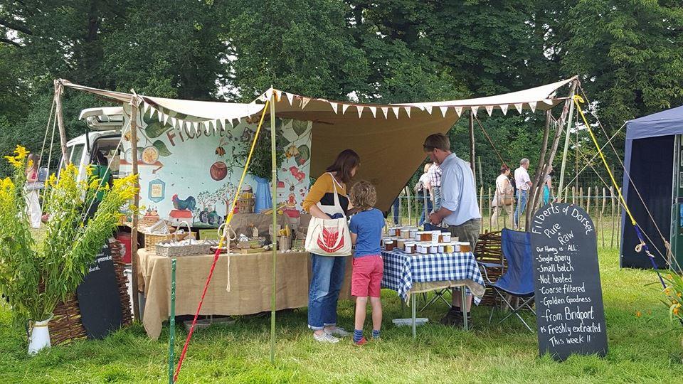 Filberts Bee Stands Oak Fair