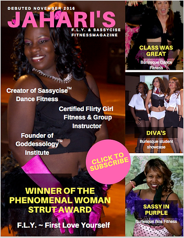 F.L.Y. - Sassycise Magazine Cover 2019.p