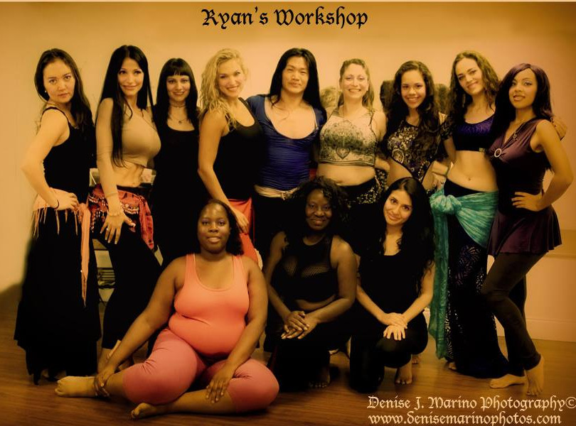 Rayan's duo workshop