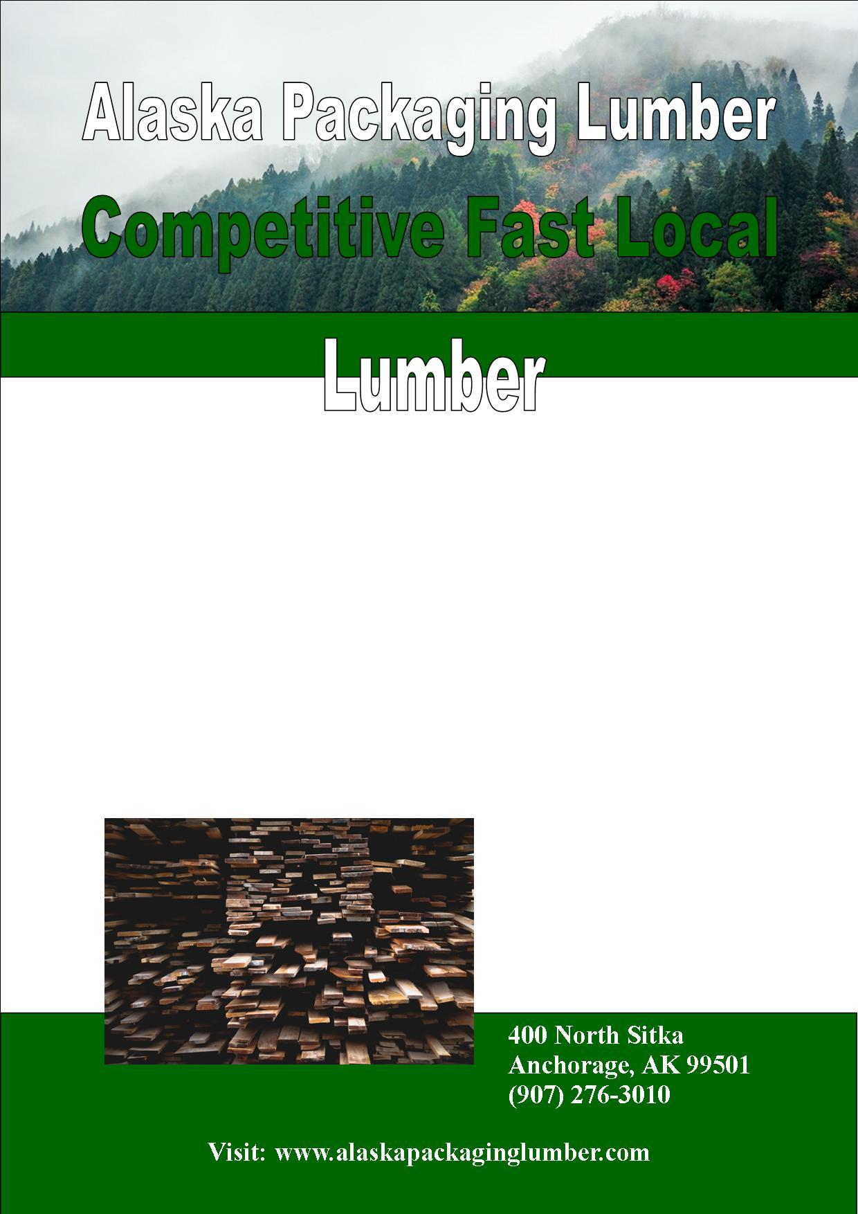 Green Portrait Lumber