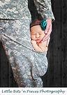newborn, military, army