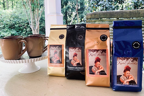 Flavored Blends Coffee Collection