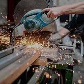 man-worker-using-a-sliding-compound-mitr