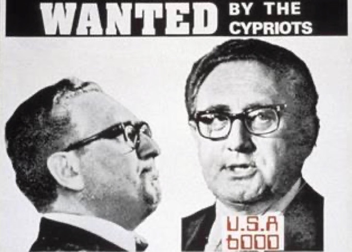89. Wanted by the Cypriots
