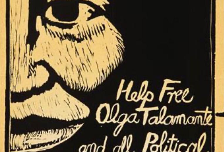 73. Help Free Olga Talamante and all