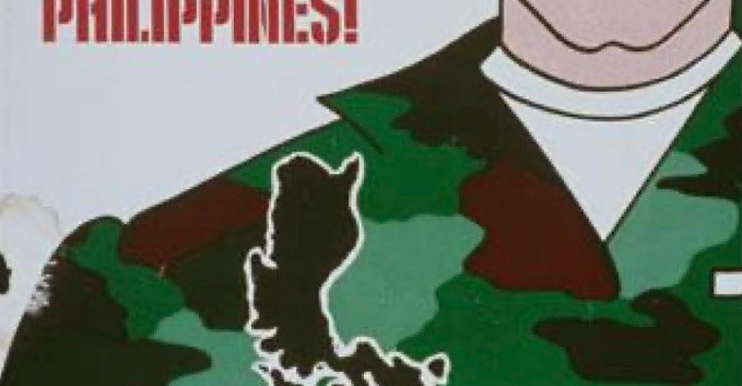 25. No US Military Intervention in The Philippines!