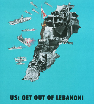 110. US: Get Out of Lebanon!