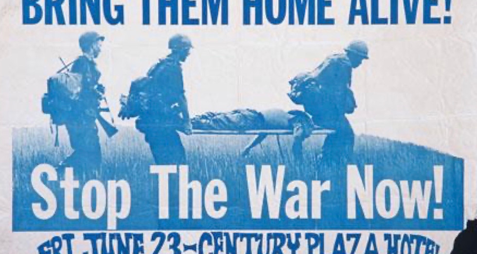 11. Bring Them Home Alive! Stop the War Now!