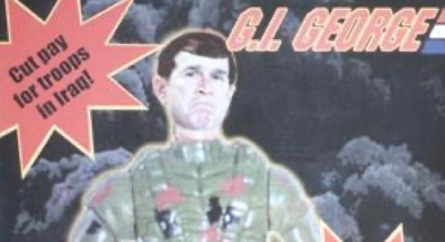 127. G.I. George